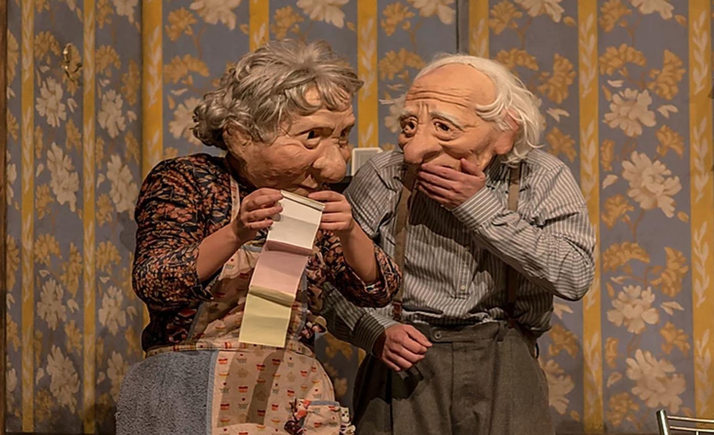 La obra Solicitudes ha recibido dos nominaciones, entre ellas la de Mejor espectáculo teatral.