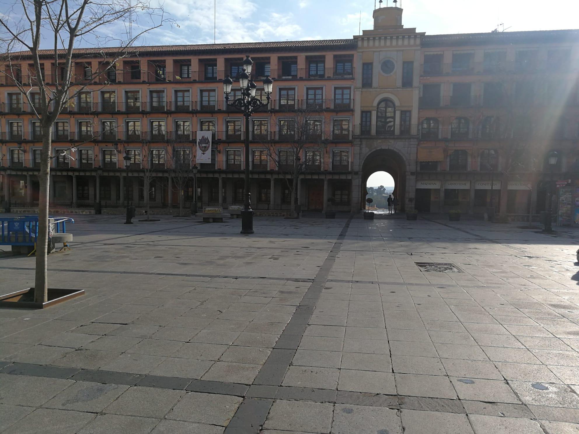 Toledo estará 10 días más en nivel 3 y, por lo tanto, la hostelería interior seguirá cerrada.