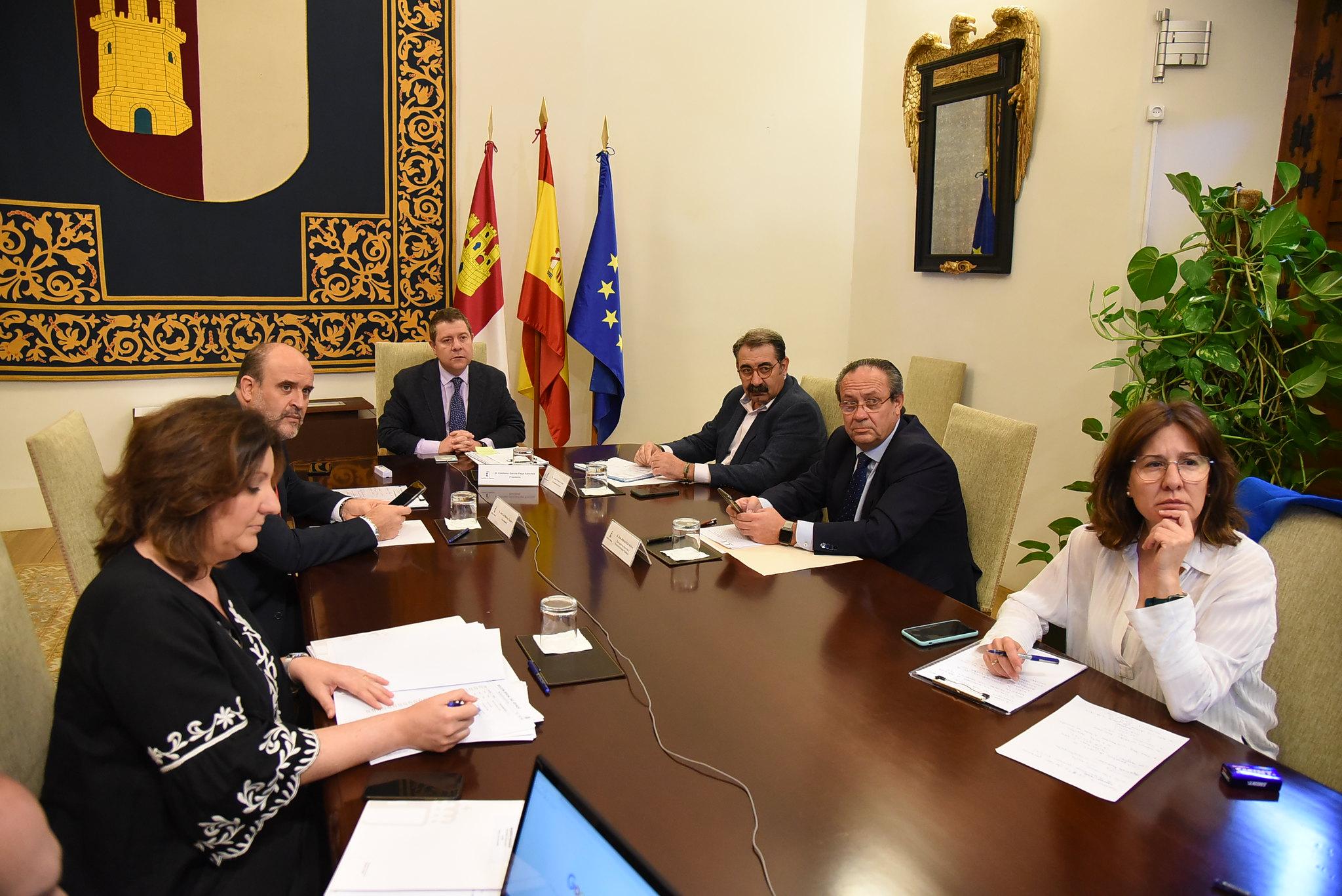 Consejo de Gobierno de Castilla-La Mancha.