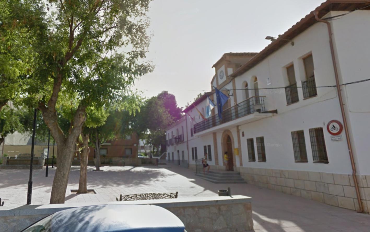 Ayuntamiento de Cabezamesada.