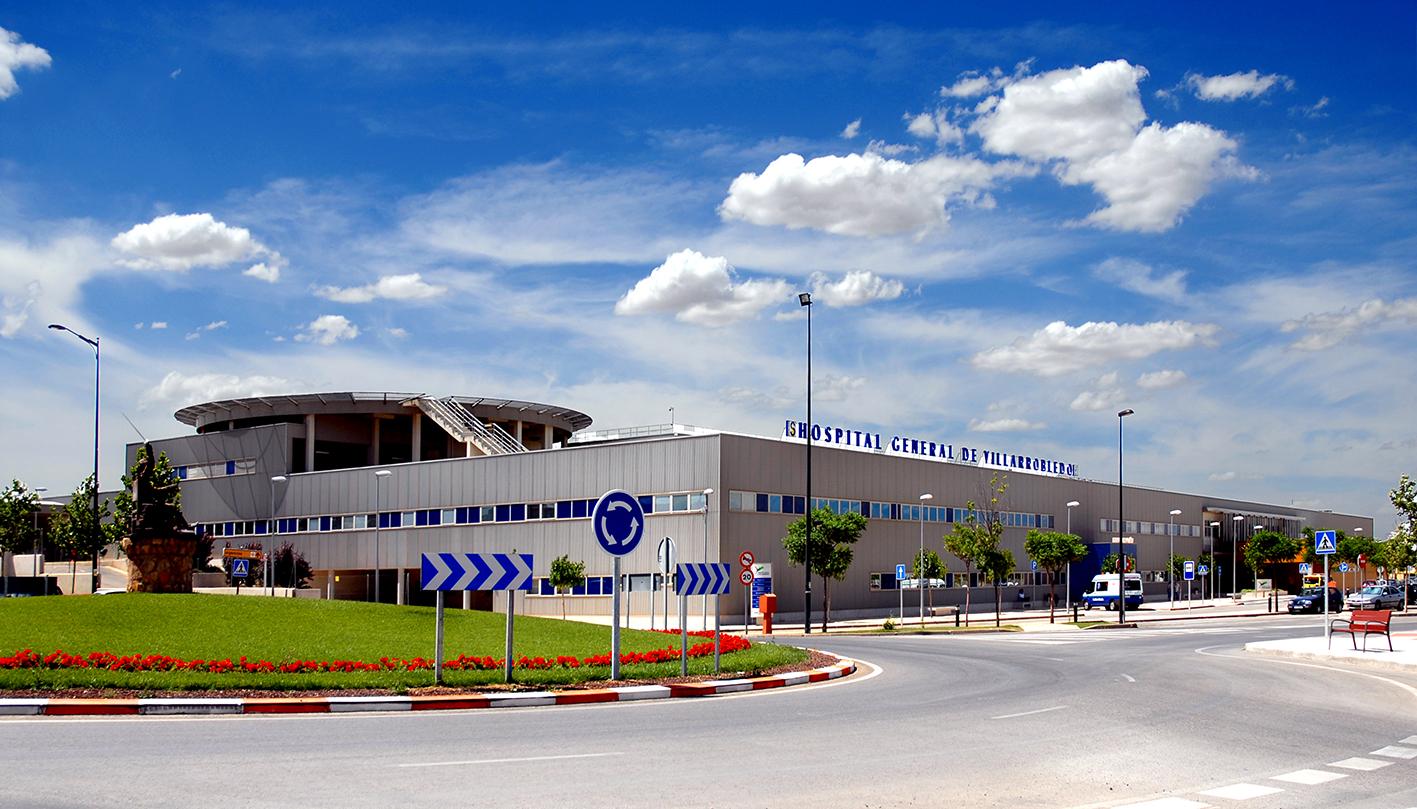 En el hospital de Villarrobledo (Albacete) ya no hay ningún paciente ingresado por coronavirus.