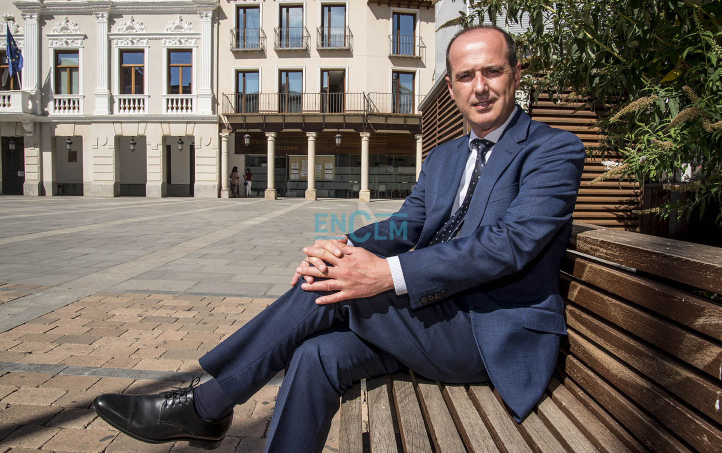 El alcalde de Guadalajara, Alberto Rojo.