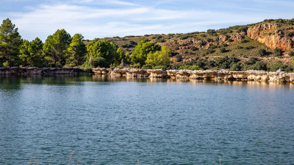 Lagunas de Ruidera, en Albacete