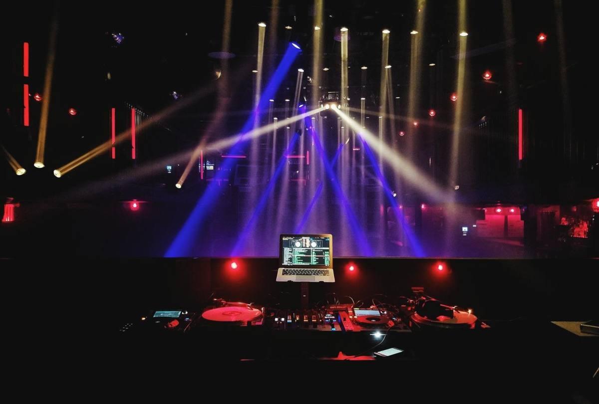 ocio nocturno, discoteca, música