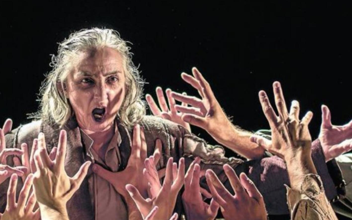 Carmen Gallardo, galardonada por Rey Lear.