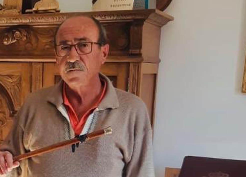 Jesús Vicente Esteban ha fallecido a los 65 años.