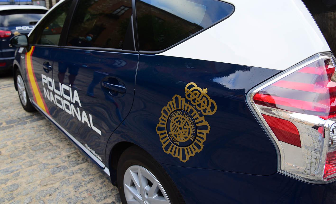 La Policía Nacional ha detenido a una persona por agredir con navaja