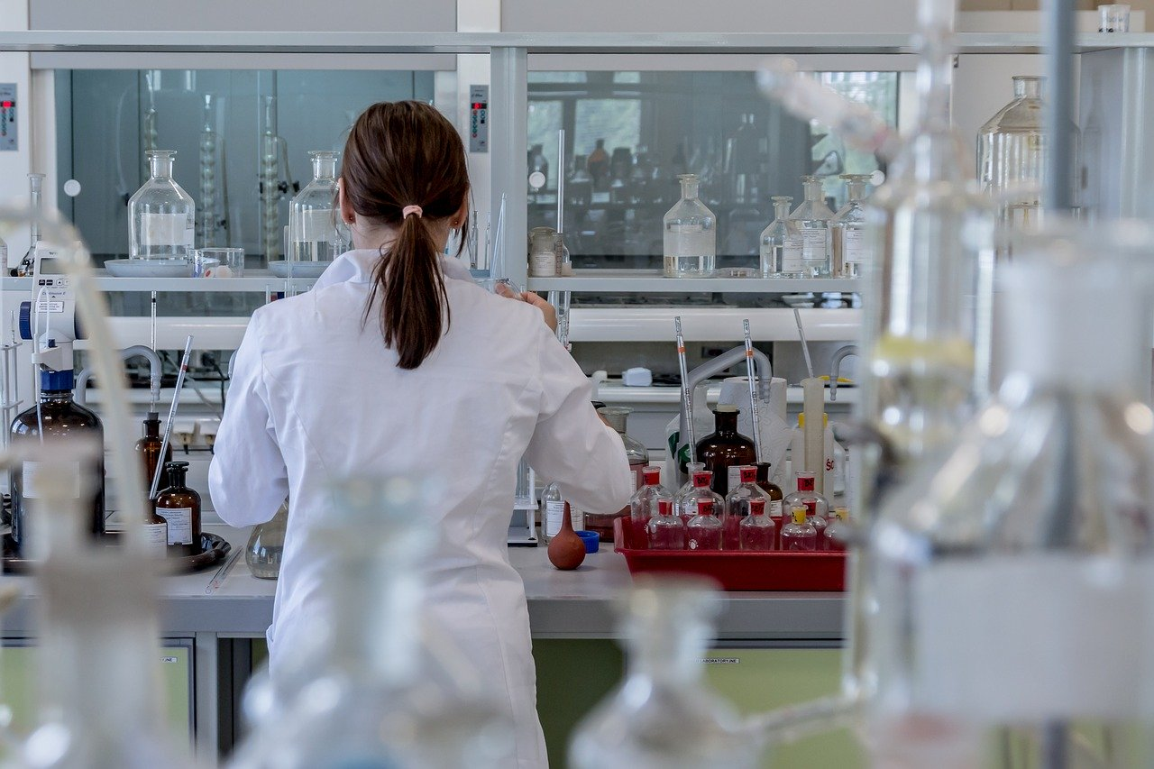 laboratorio, test, covid, coronavirus
