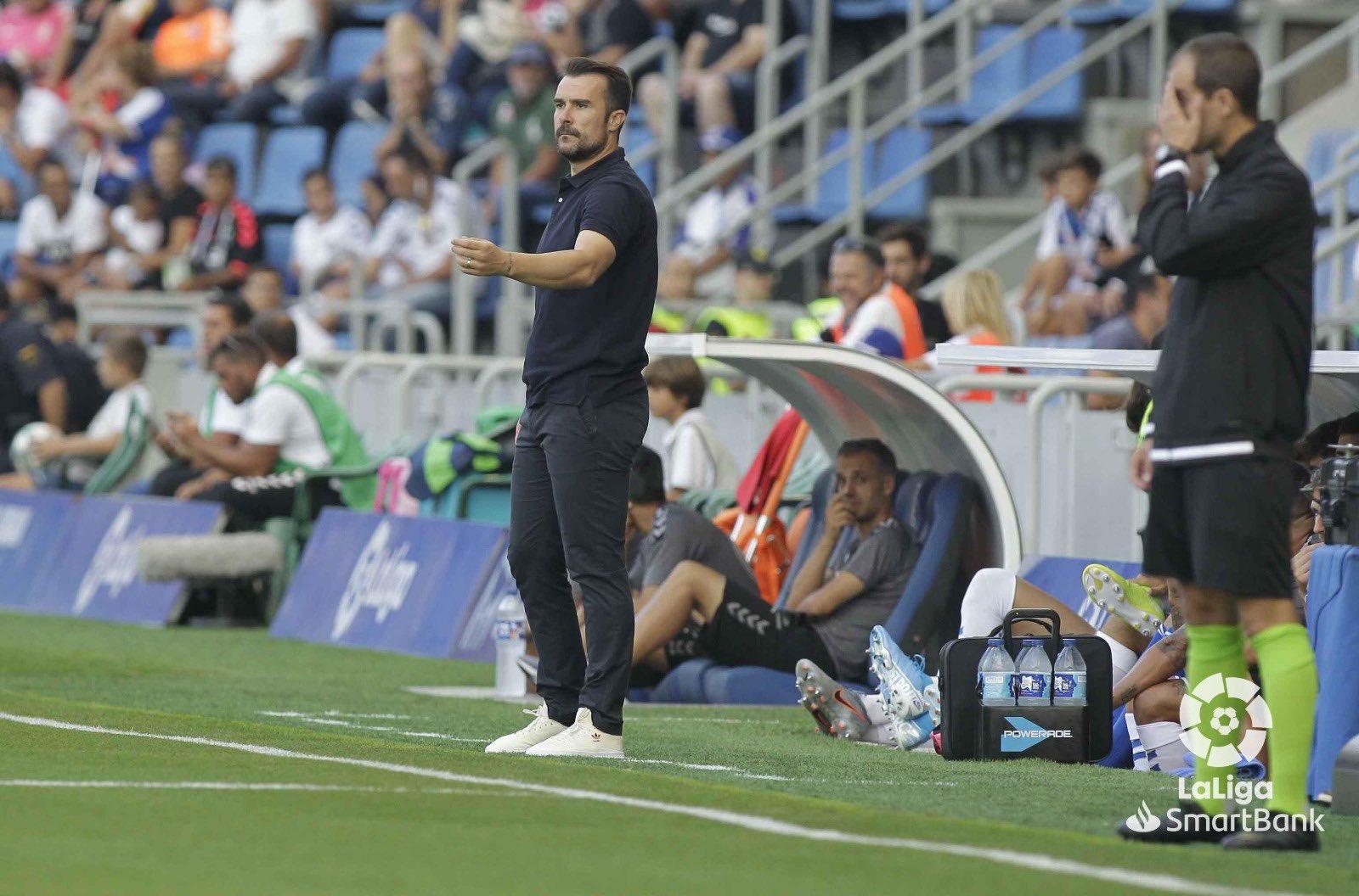 López Garai llega al Albacete Balompié con más de 100 partidos de experiencia como técnico. Foto: LaLiga SmartBank.