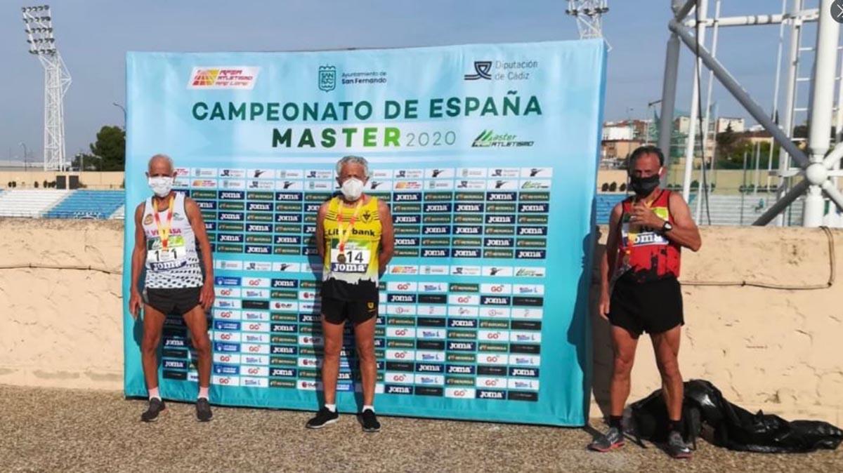 Juan López, campeón de España de nuevo en 5.000