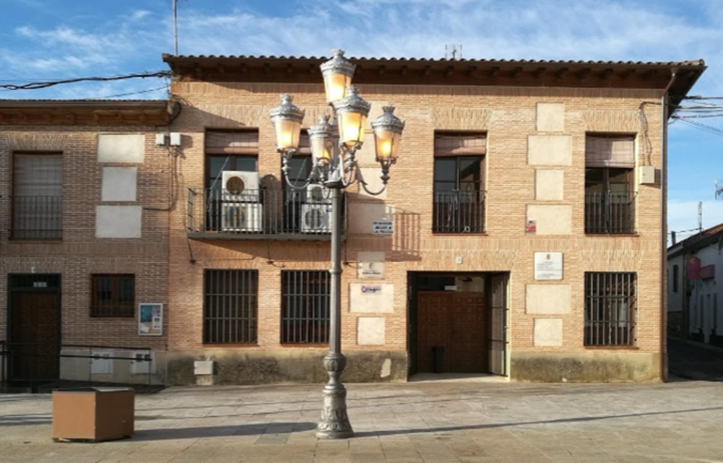 Ayuntamiento de El Casar (Guadalajara).