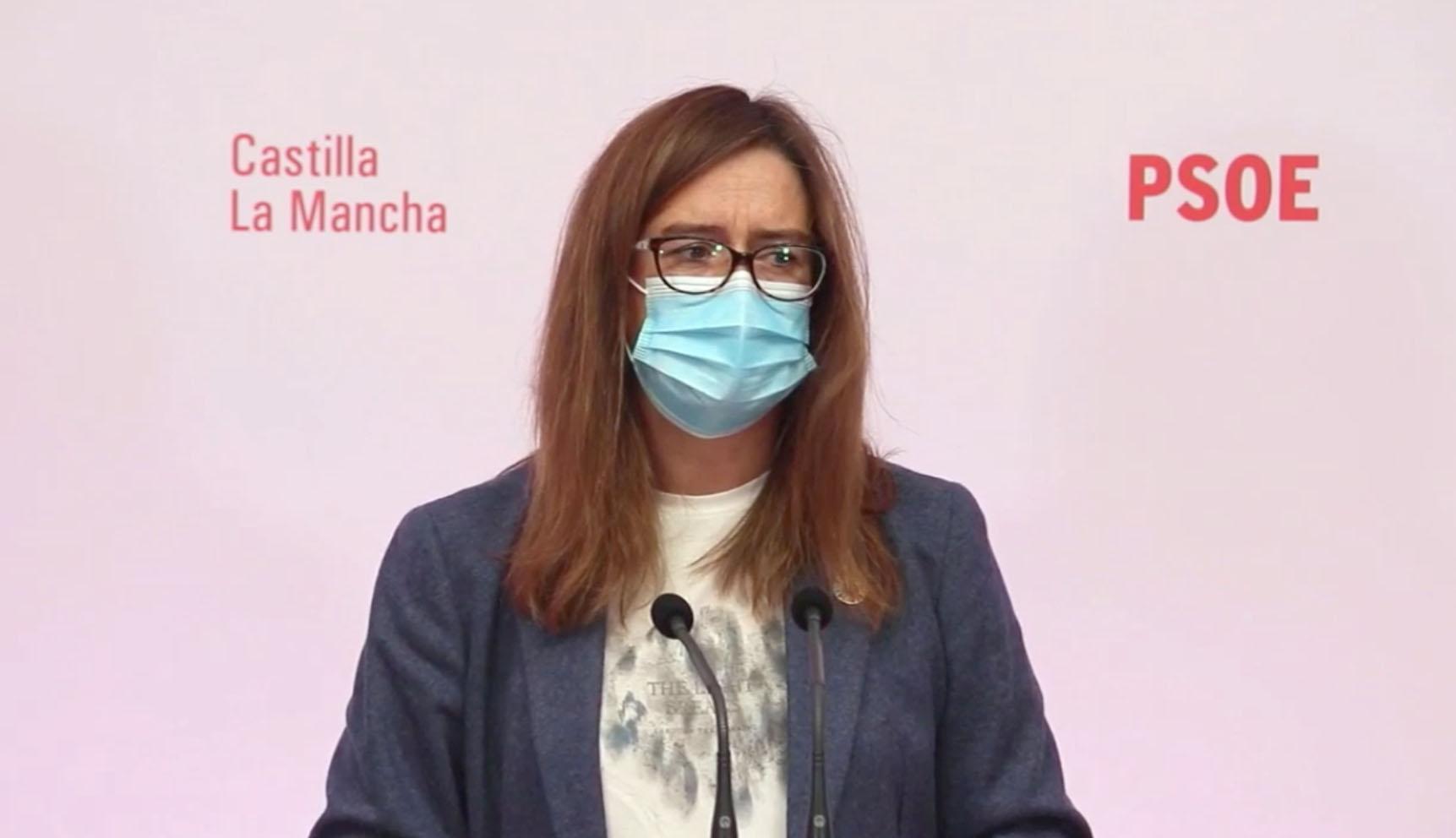 Esther Padilla, diputada del PSOE en el Congreso de los Diputados.