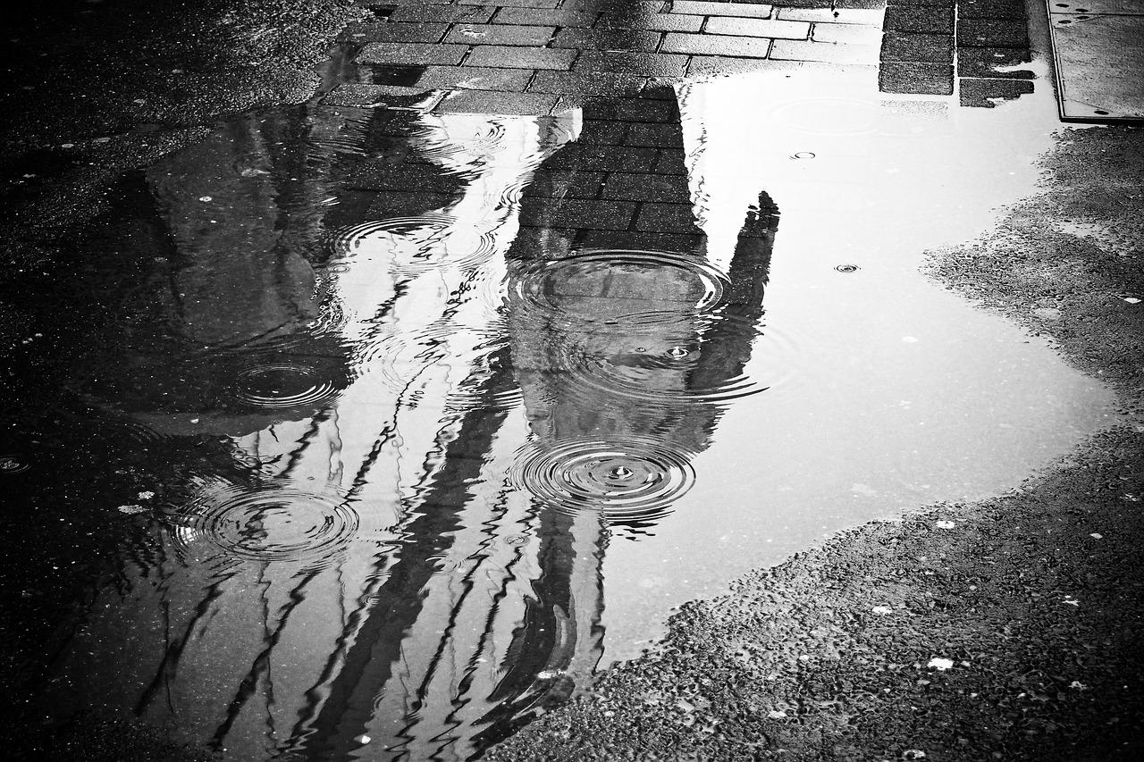 La semana que vienen llegarán las ansiadas lluvias. lluvia, agua, llover, paraguas