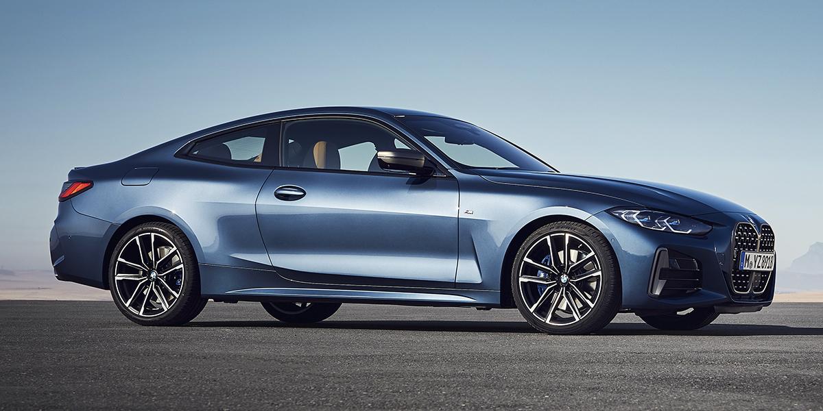 Adler Motor presenta el nuevo BMW Serie 4 Gran Coupé.