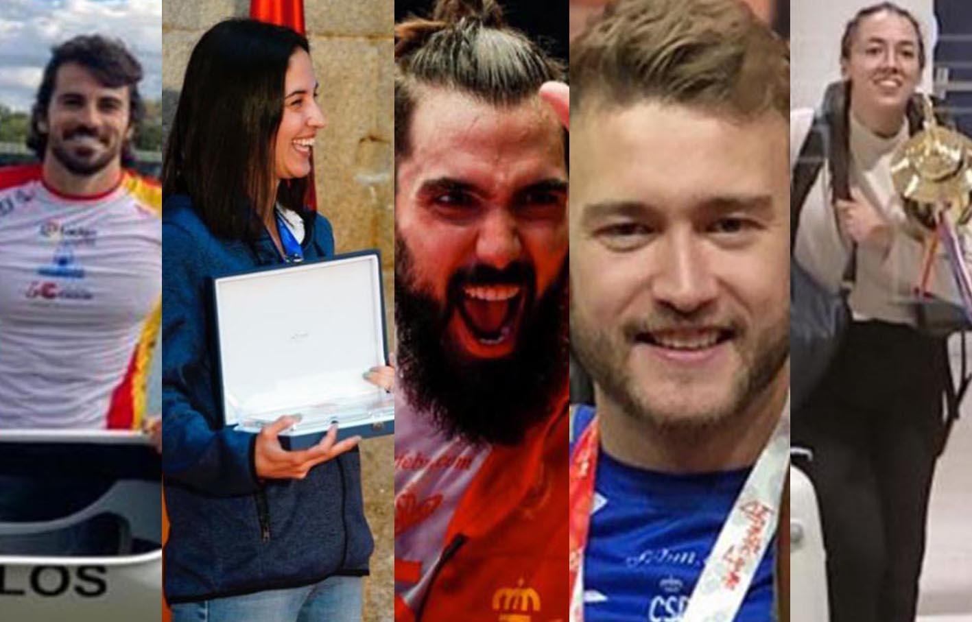 Nuestros deportistas consiguieron, a pesar de todo, reconocimiento internacional.