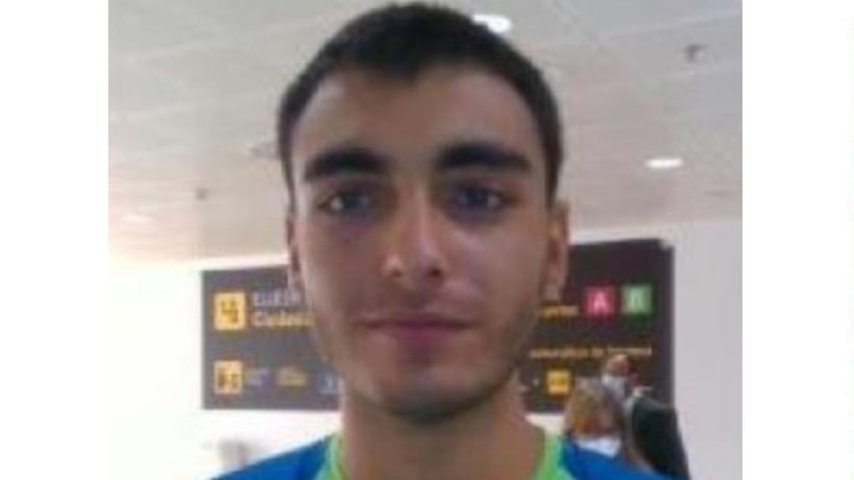 Gabriel Torés Felipe, el joven de 20 años desaparecido