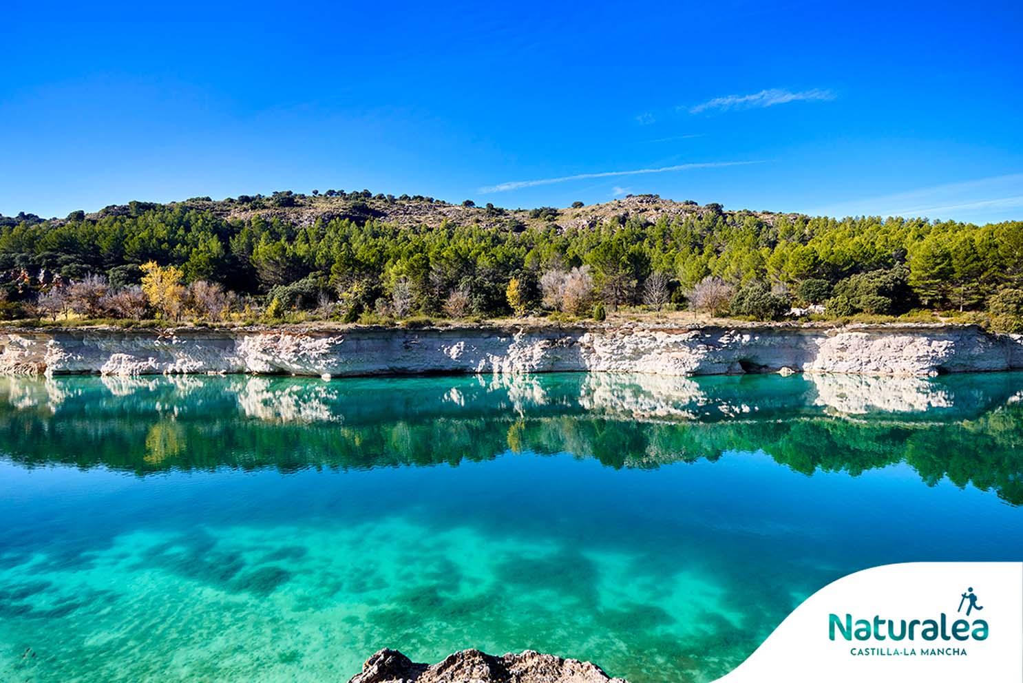 Las Lagunas de Ruidera. Foto: ©Turismo Castilla-La Mancha / David Blázquez.