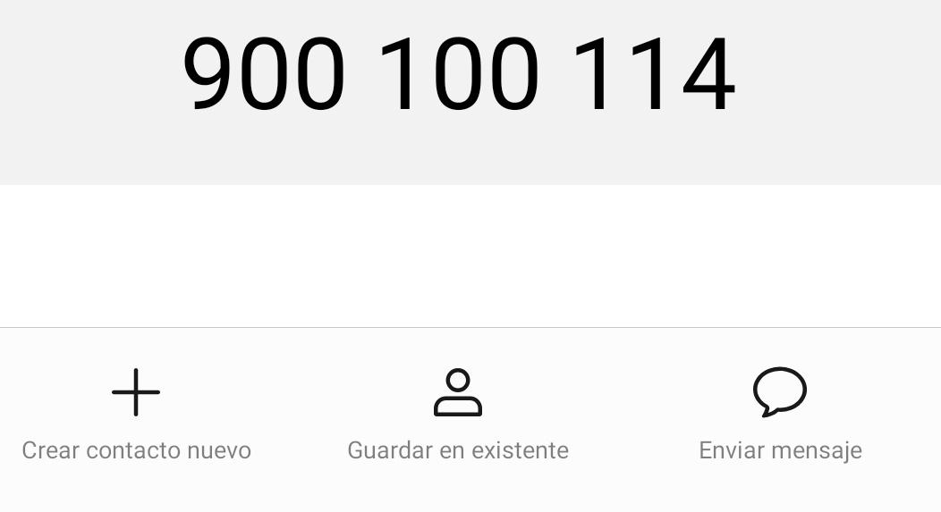 900 100 114, una llamada para escapar de la violencia de género