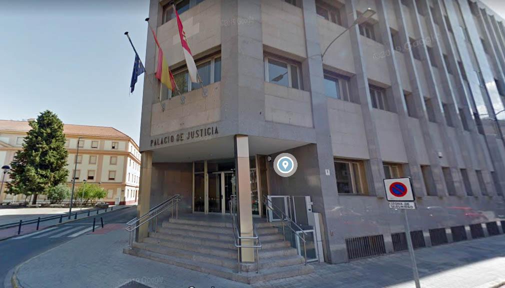 Palacio de Justicia de Ciudad Real.
