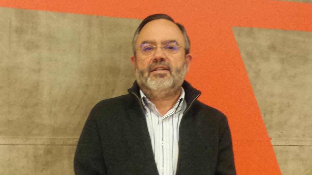 Antonio Torres, el nuevo presidente de la DO Valdepeñas.