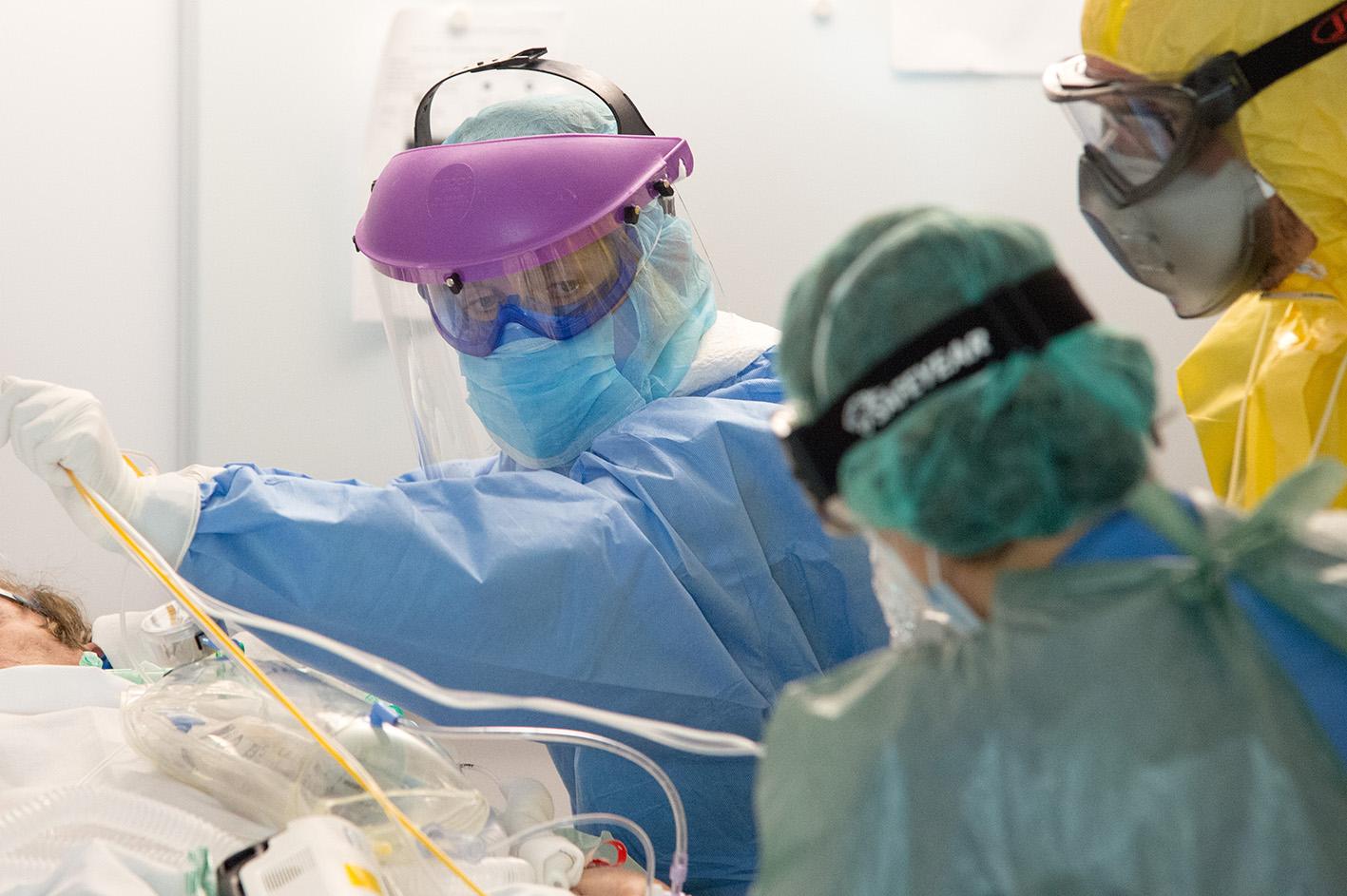 El coronavirus sigue causando estragos en la comunidad autónoma.