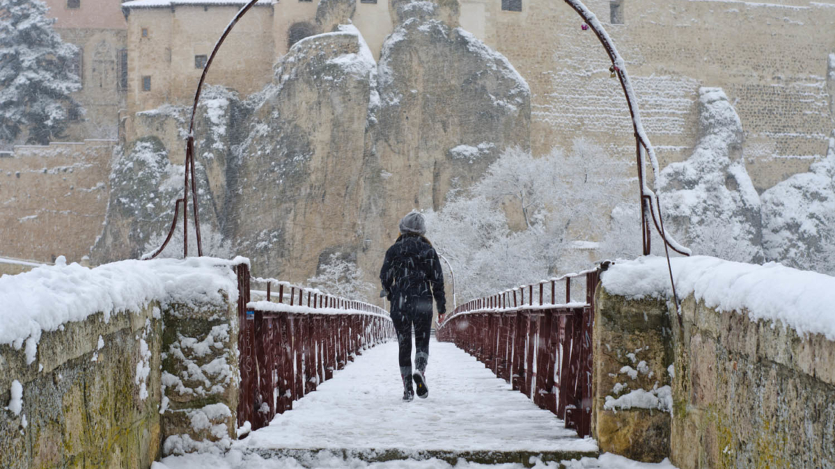 El Puente de San Pablo, en Cuenca. Foto: David Romero.