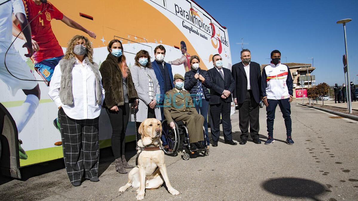 Acto del 25 aniversario Comité Paralímpico en Toledo