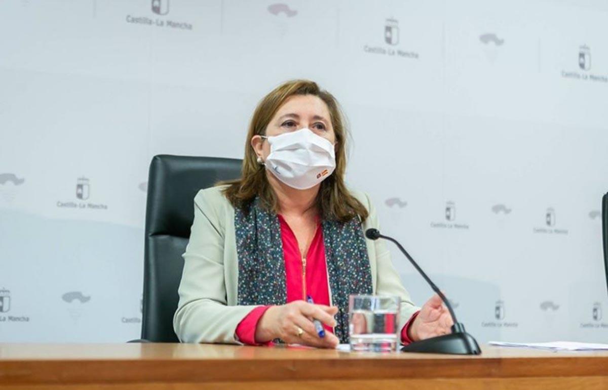 La consejera aportó los últimos datos de la incidencia de la pandemia en los centros educativos