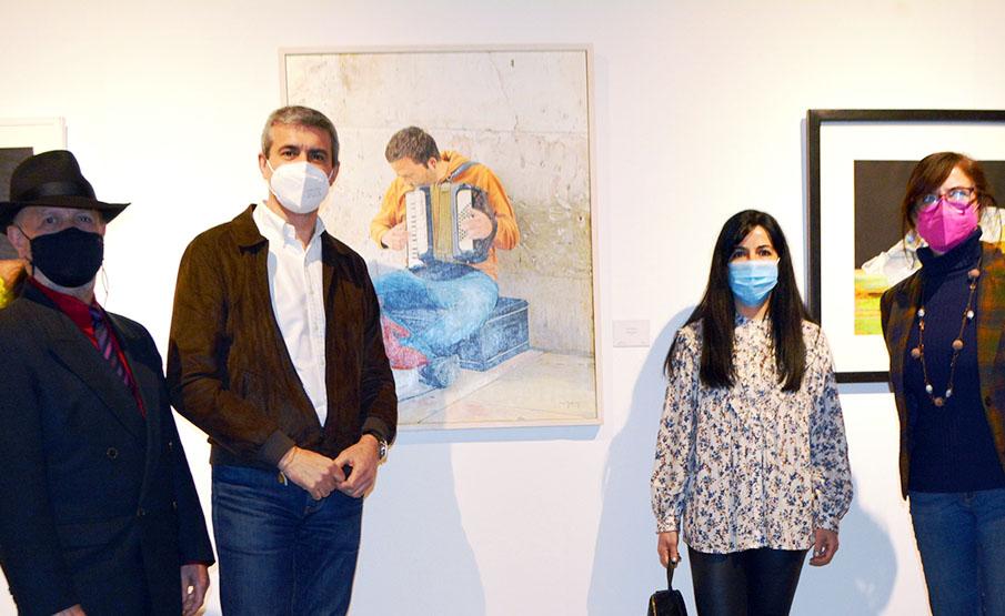 """Exposición """"Euroartes"""" en San Clemente"""