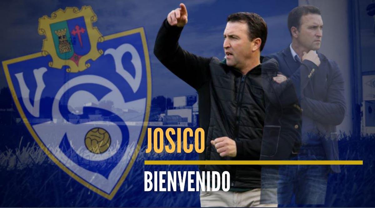 Josico, nuevo entrenador del Yugo Socuéllamos. Foto: @YugoUDS