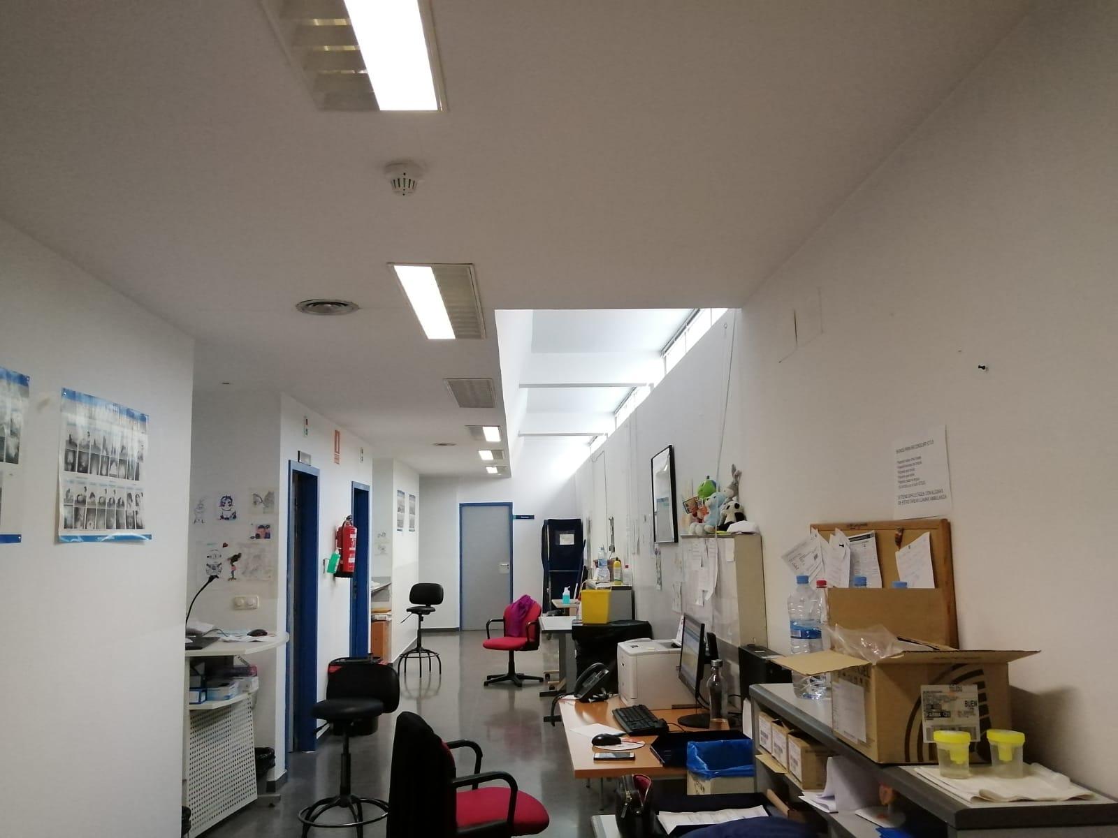 Imagen del Centro de Especialidades de Toledo.