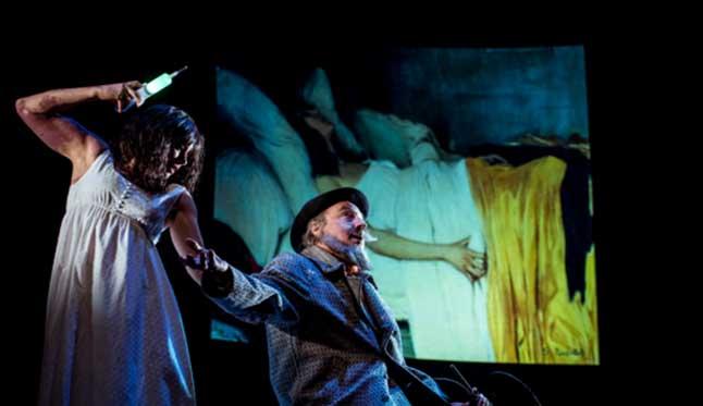 Obra Señor Ruiseñor, nominada en los Premios del Teatro de Rojas