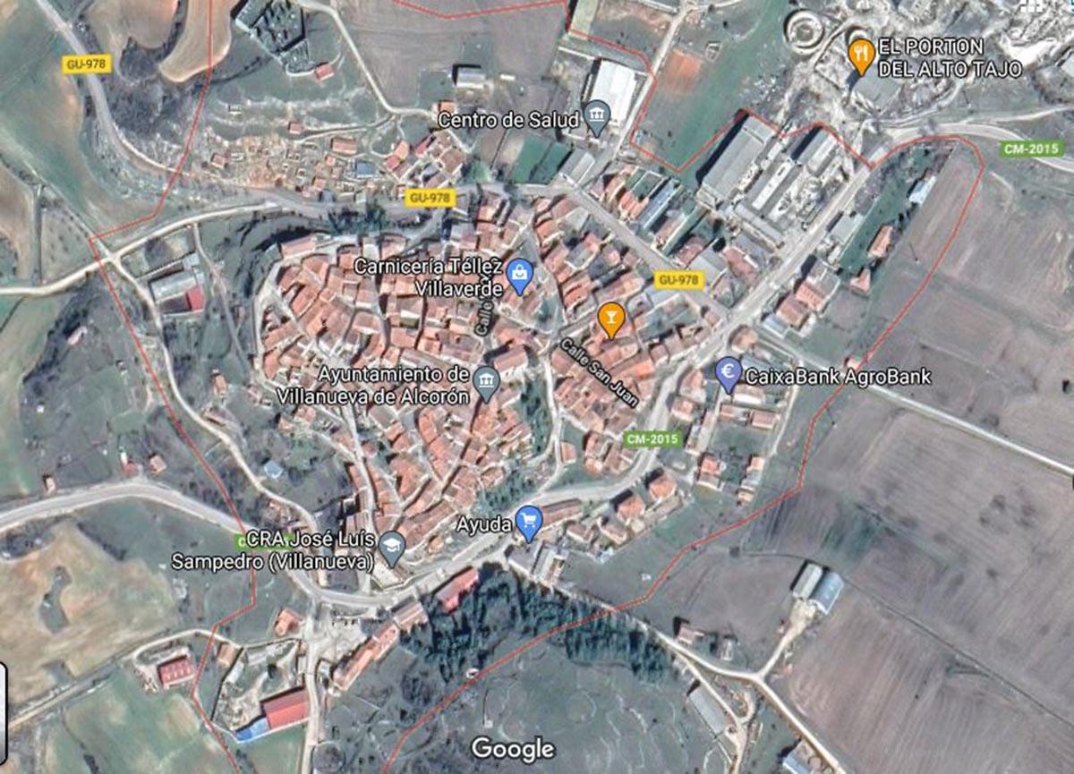 Villanueva de Alcorón, escenario de una moción muy curiosa