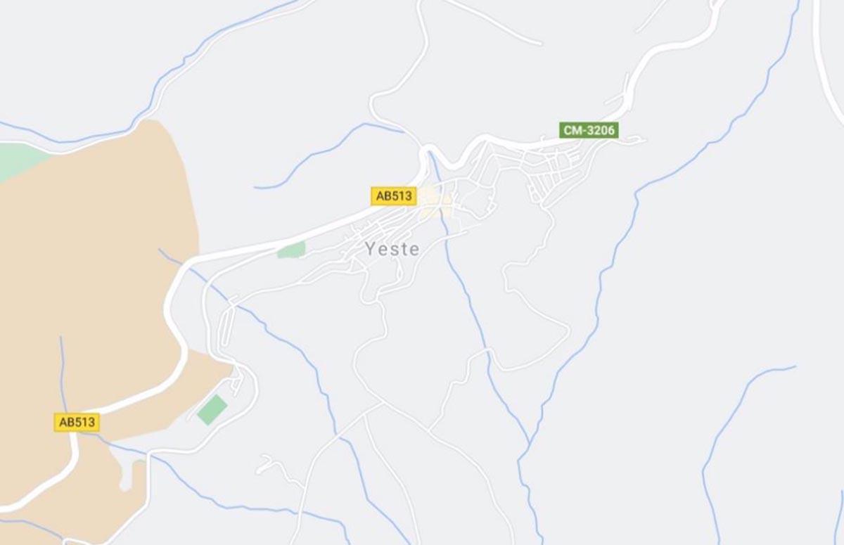 El accidente mortal ocurrió en una pedanía de Yeste (Albacete), Marchana