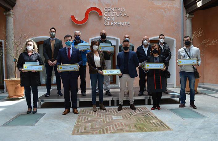 Homologados nuevos senderos por la Diputación de Toledo