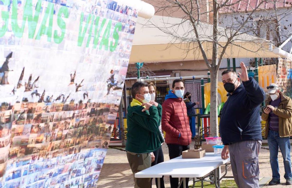 Actividades organizadas por la Asociación Lagunas Vivas de Villafranca de los Caballeros. Foto: EP