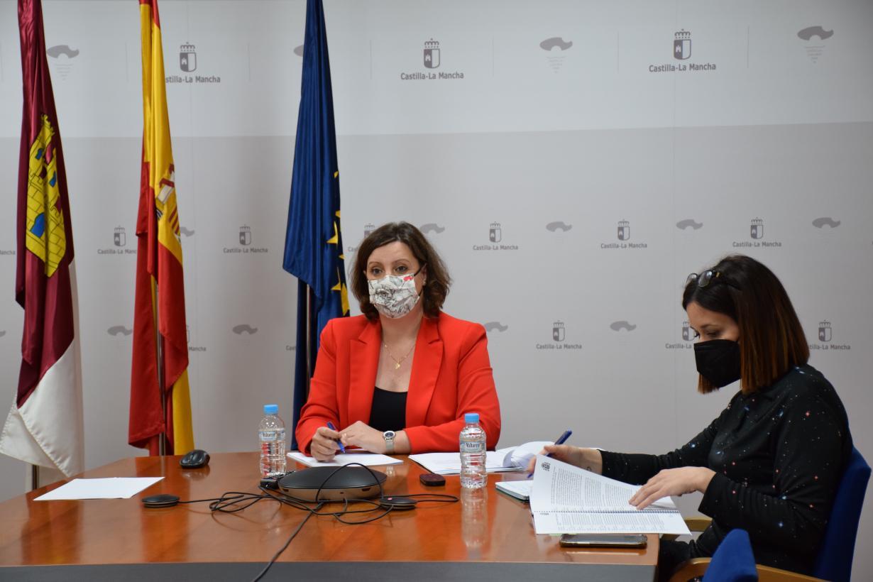 Patricia Franco,consejera de Economía y Empresas