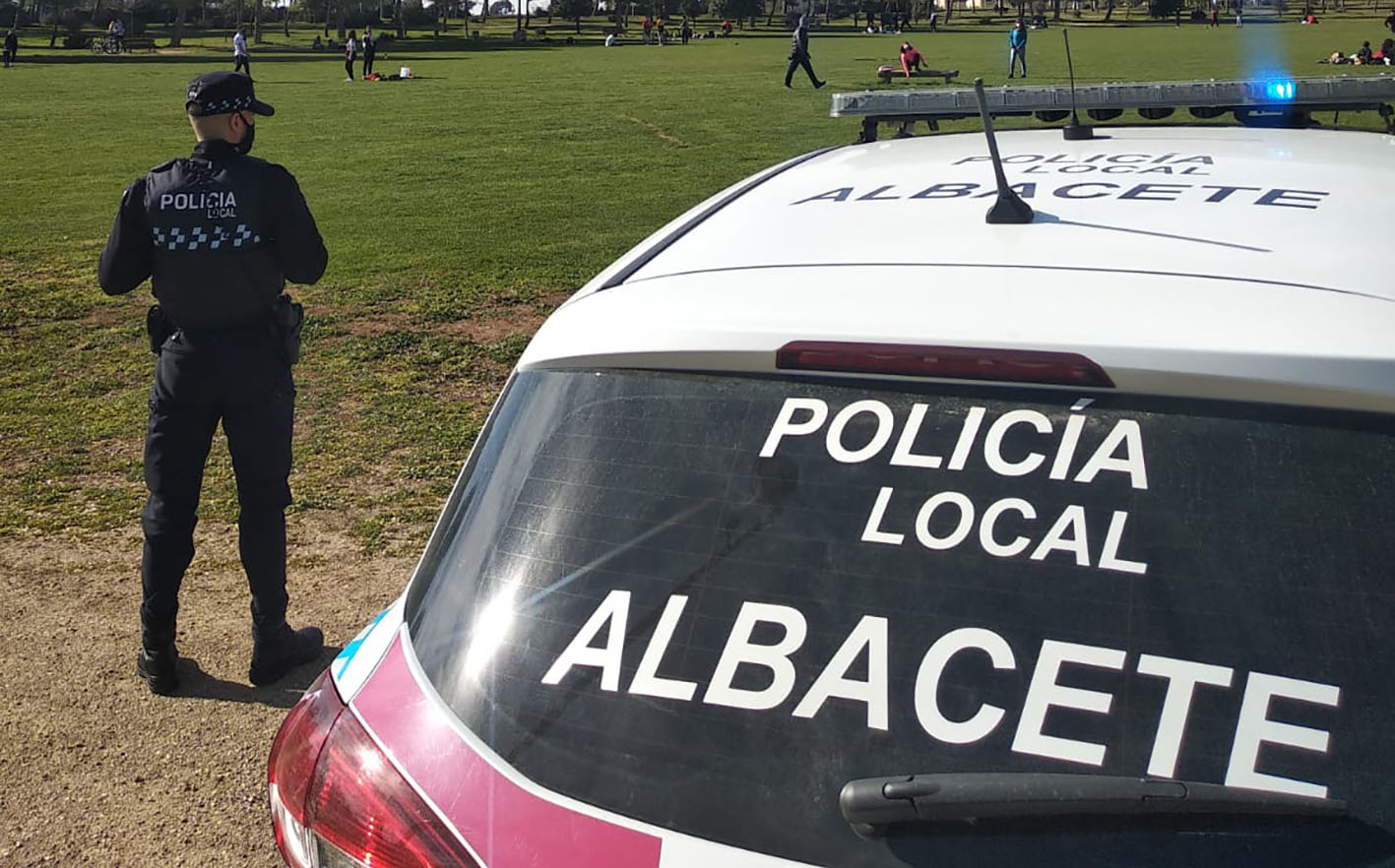 Policía Local de Albacete detecta fiesta ilegal