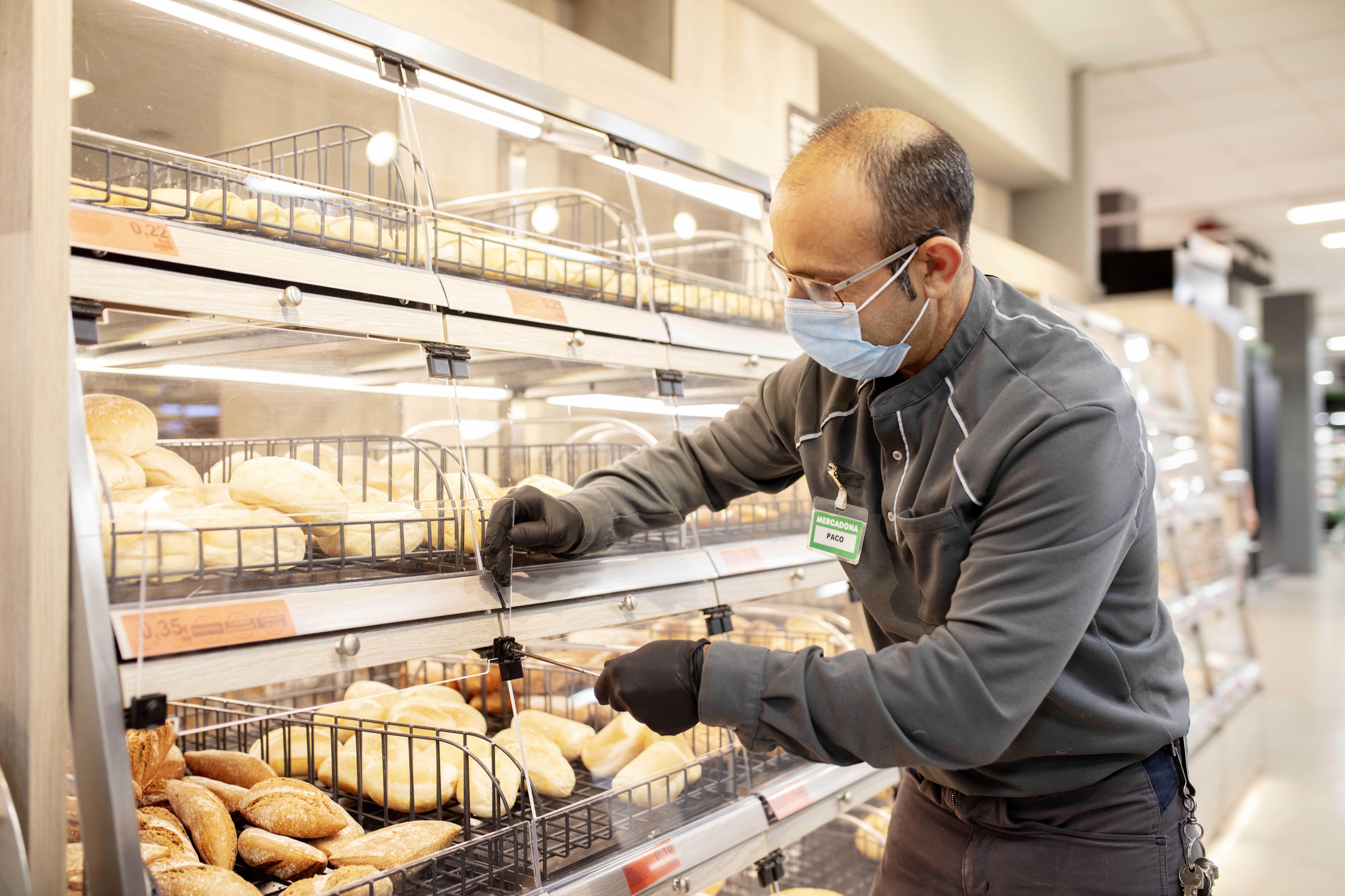 Imagen de archivo de un supermercado Mercadona en Castilla-La Mancha.