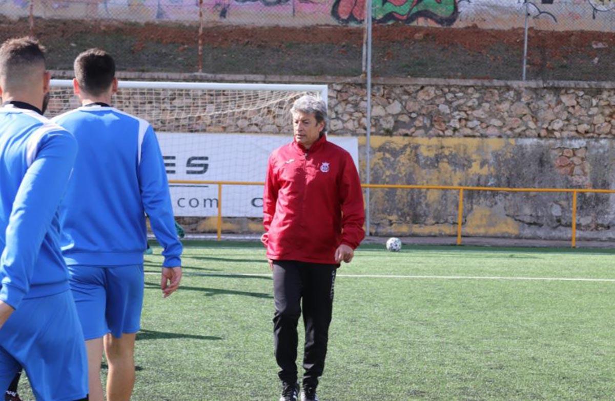Jordi Fabregat vuelve a la UB Conquense. Foto: @UBconquense