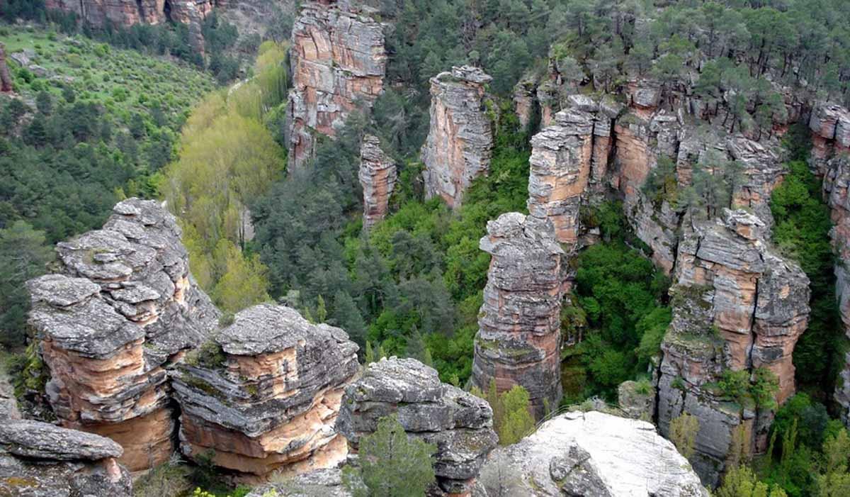 El Gobierno regional quiere que el Alto Tajo sea el tercer Parque Nacional de CLM