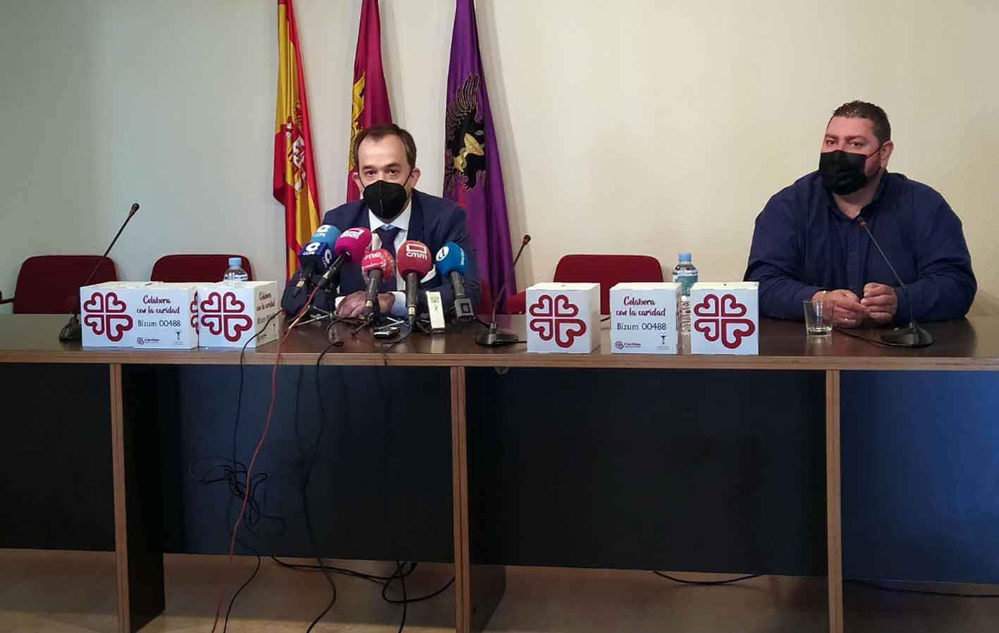 Acuerdo Farmacéuticos de Toledo y Cáritas