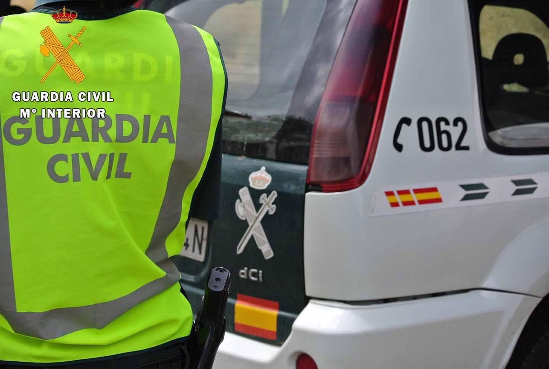 La Guardia Civil ha detenido al presunto agresor de una mujer en El Toboso