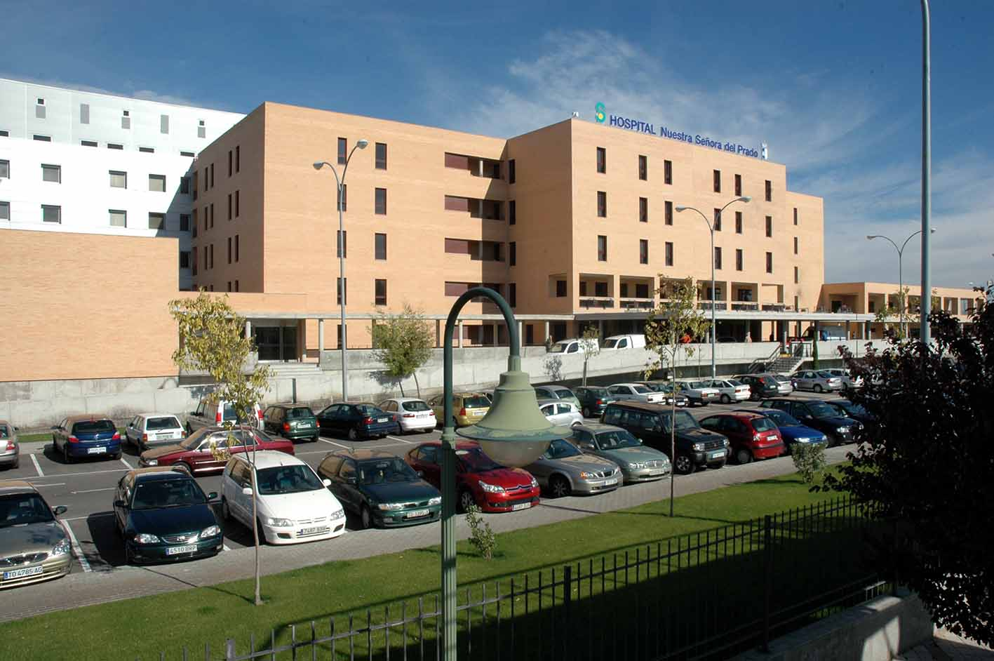 Un motorista accidentado ha sido trasladado al Hospital de Talavera