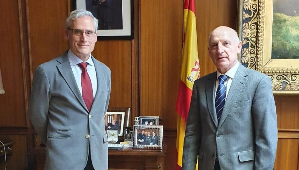 José Martínez y Vicente RoucoRouco
