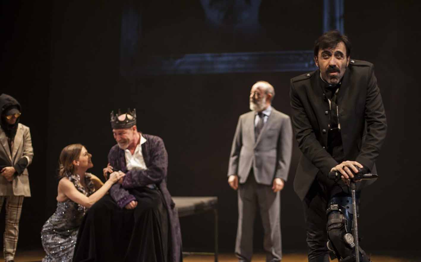 Ricardo III obra teatro