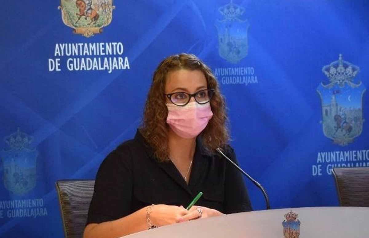 La concejala Sara Simón, en una foto de archivo