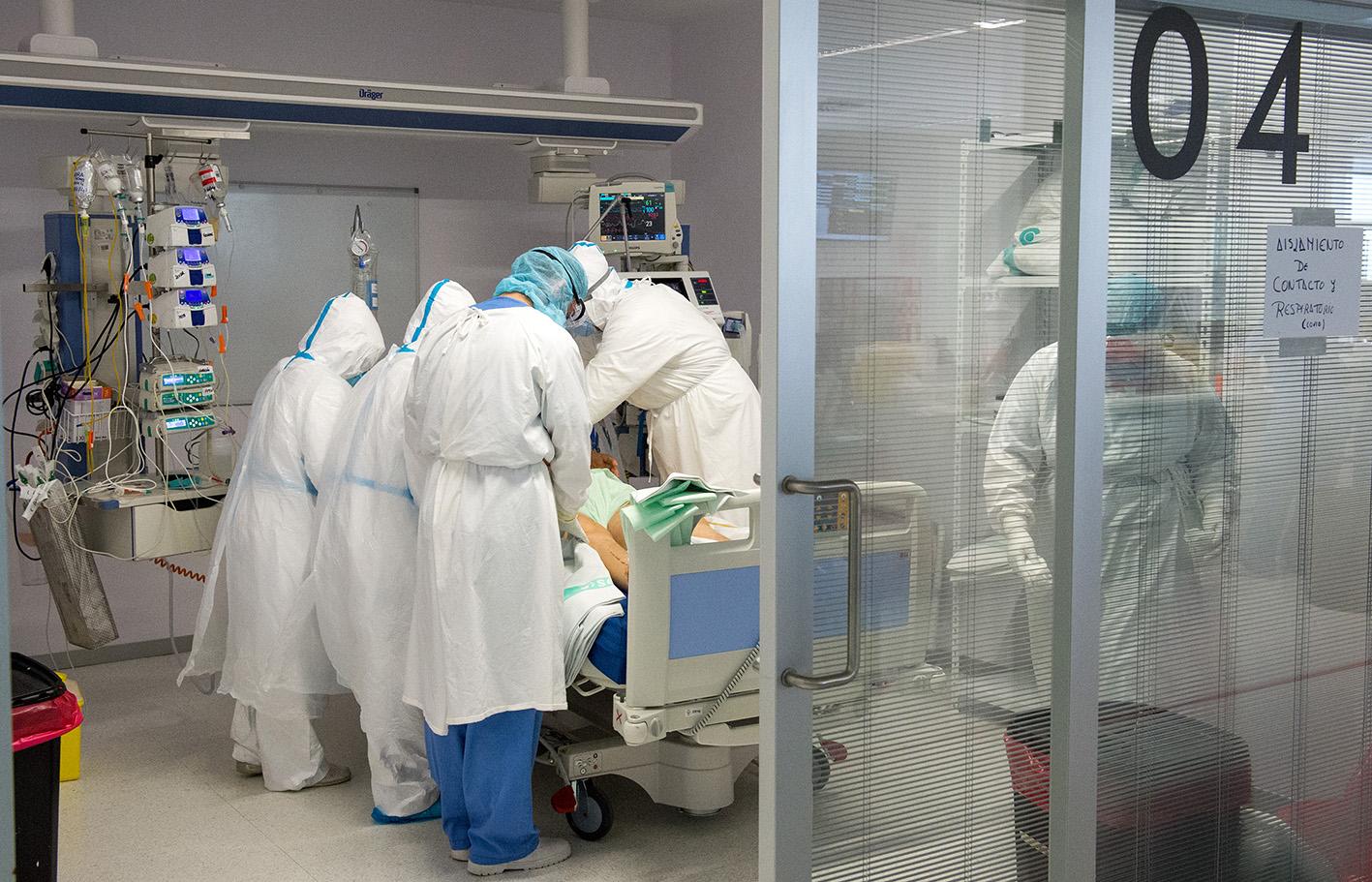 Covid-19, hospital, coronavirus,