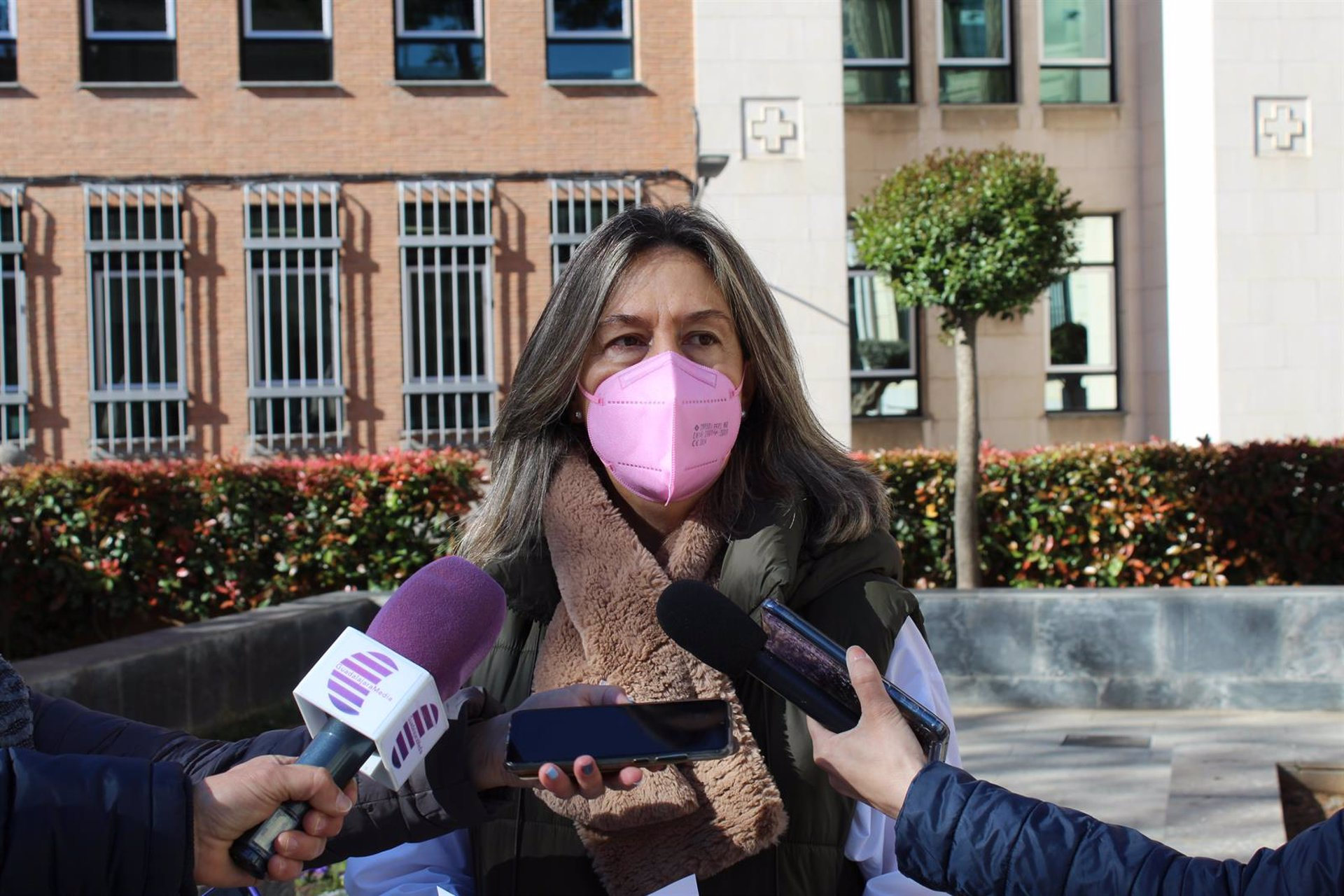La diputada regional del PP por la provincia de Guadalajara, Ana Guarinos.