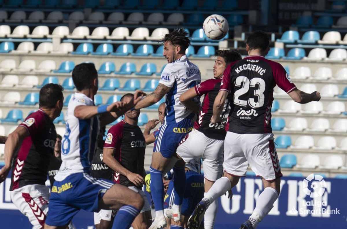 El Albacete se aferra al milagro